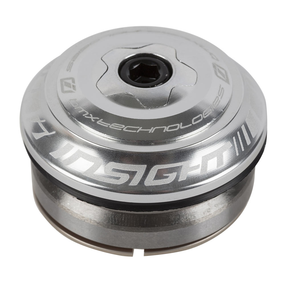 """INSIGHT BMX INTEGRATED HEADSET 1/"""" 1//8 TO 1/'/' BLUE"""