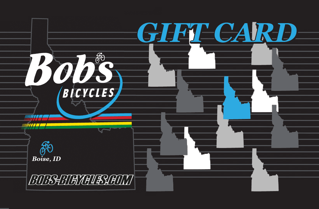 Bob's Bicycles Gift Card