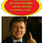 Crin Antonescu, presedintele Partidului National Liberal, epigonul Brătienilor, campion la absențe în Parlament
