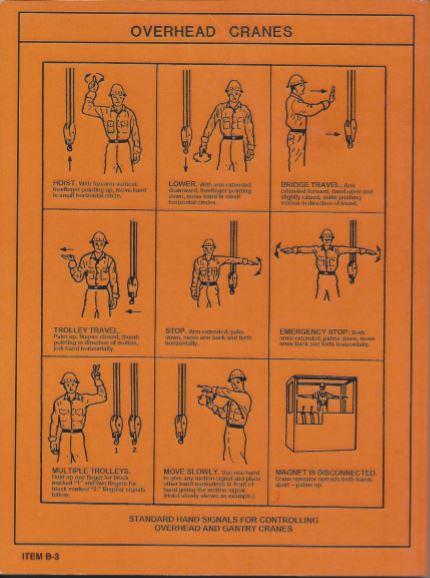 Bob's Rigging & Crane Handbook - English Pocket Size - Overhead Crane Rigging Book
