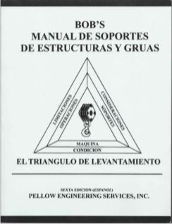 Bob's Rigging and Crane Handbook - Desk - Spanish - Front