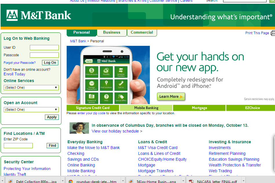 M&T Bank's