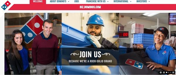 Biz.Dominos.com