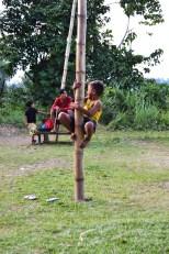 Tramline Baguio District Davao City Indigenous People children Obu Manuvo Tagabawa