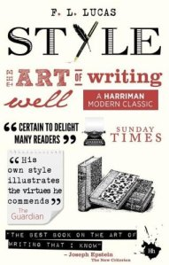 Style: The art of writing well Cover