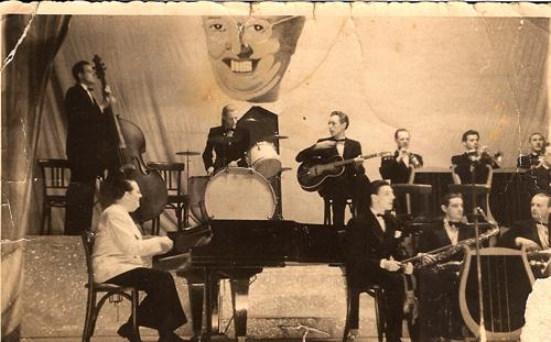 Bob van Eekhout Senior / Ernst van 't Hoff Big Band