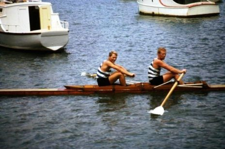 Stan Radford & John Spooner at Picton 1964-65