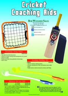 Cricket Coaching Aids