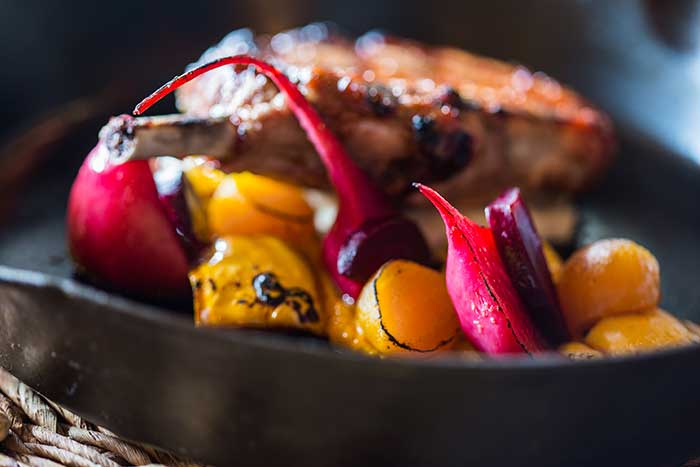 Boca Bistro | Spanish Tapas Restaurant |Beets