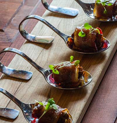 Boca Bistro | Spanish Tapas Restaurant | Stuffed Dates