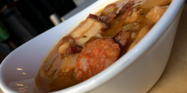 Bacon & Bean Stew