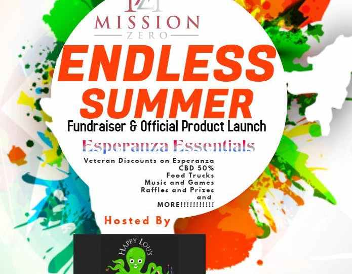 Mission Zero Endless Summer Fundraiser and Product Launch Party