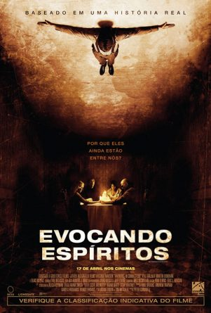 Poster do filme Evocando Espíritos