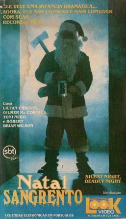 Poster do filme Natal Sangrento