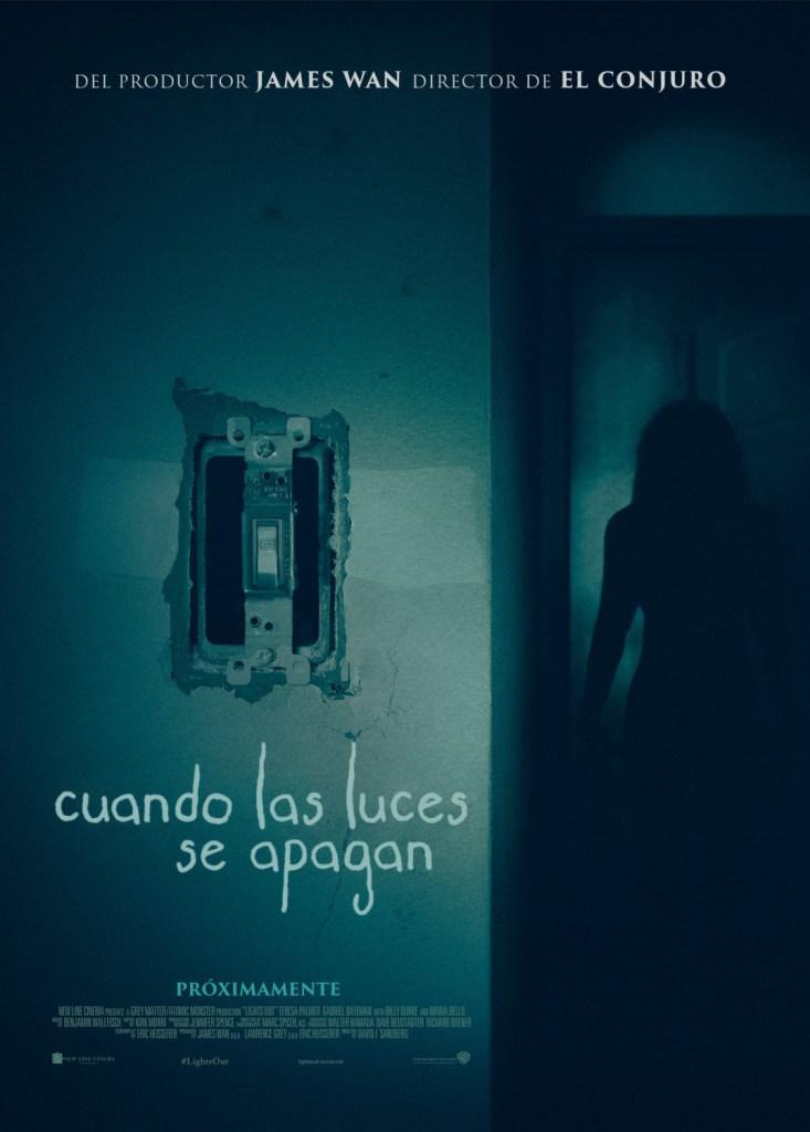 Poster do filme Quando as Luzes se Apagam
