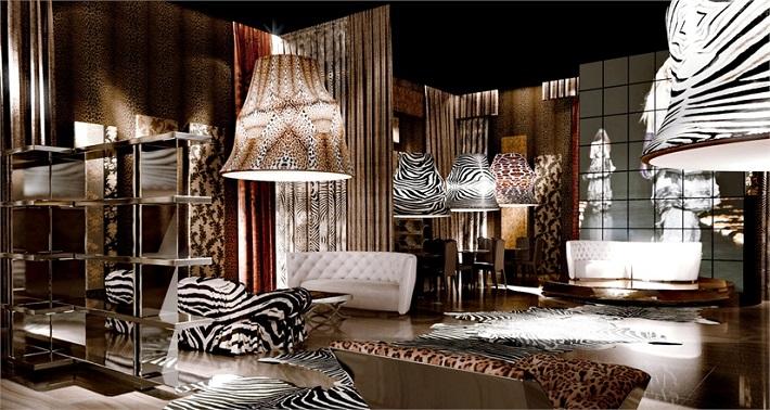 White Tiger Home Decor