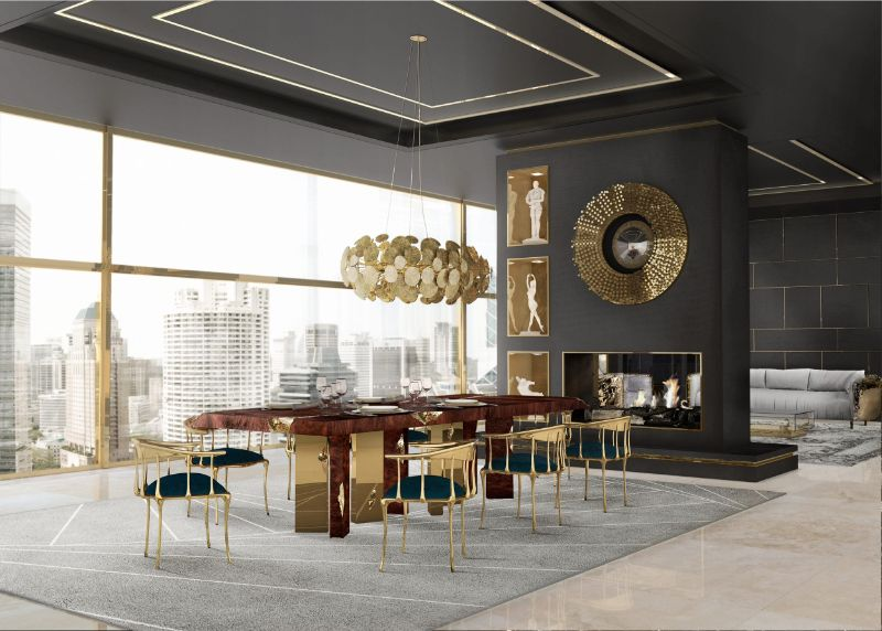 10 Modern Chair Ideas For A Contemporary Interior Design