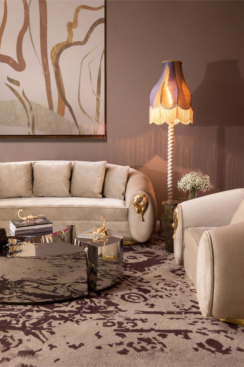 Modern Sofa Designs You Must Know About Fall Edition