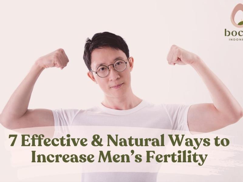 increase men's fertility