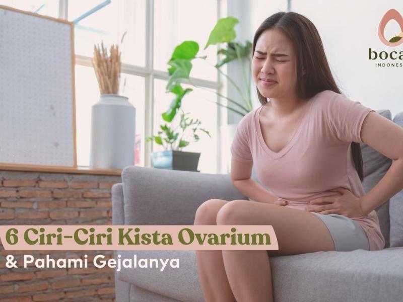 ciri ciri kista ovarium