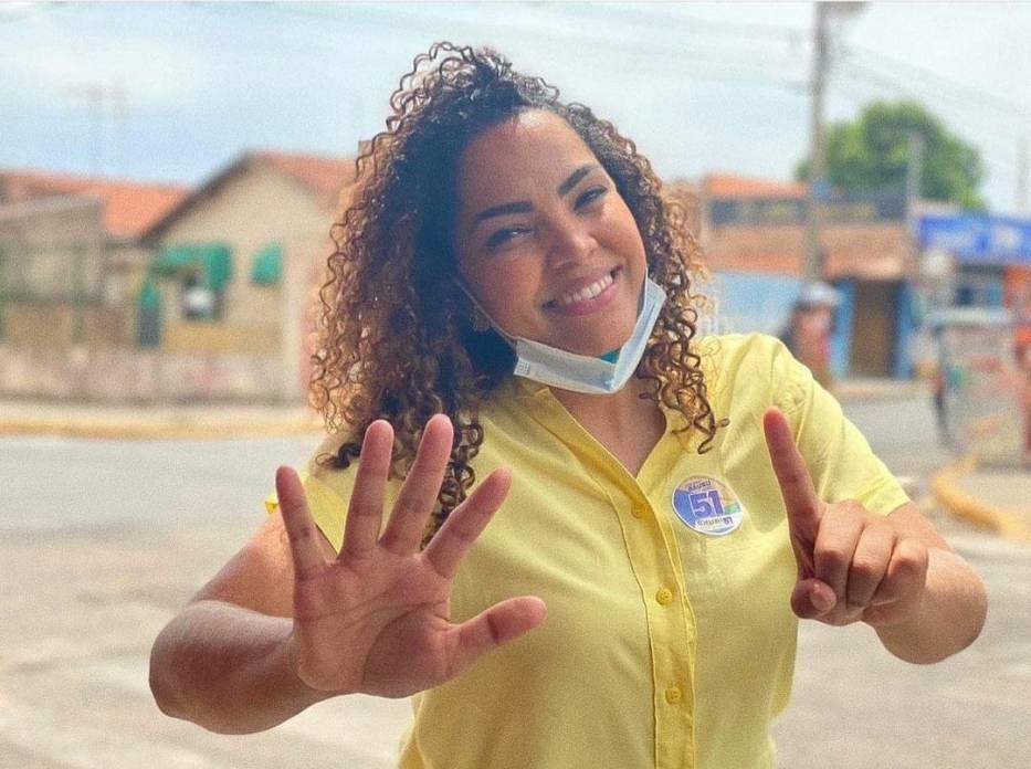 Mulher negra eleita prefeita de Bauru sofre ataques racistas às vésperas da eleição - Bocaina Informa