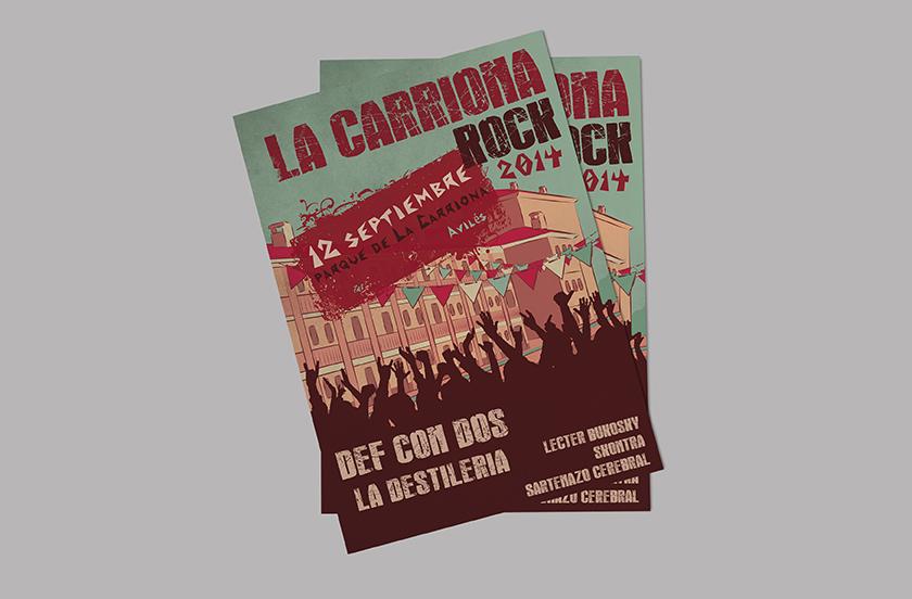 La Carriona Rock 2014