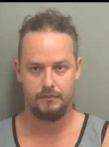 Eric Clapper, courtesy Palm Beach County Jail.