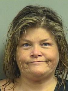 Kelly Ann Raper, courtesy Palm Beach County Jail.