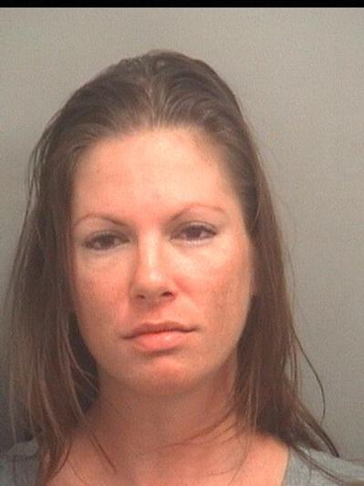 Julie Newman, courtesy Palm Beach County Jail.