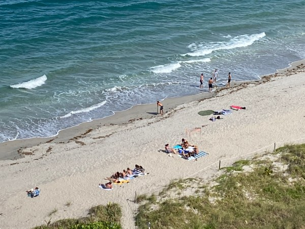 Boca Inlet Beach Area