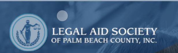 legal aid palm beach eviction