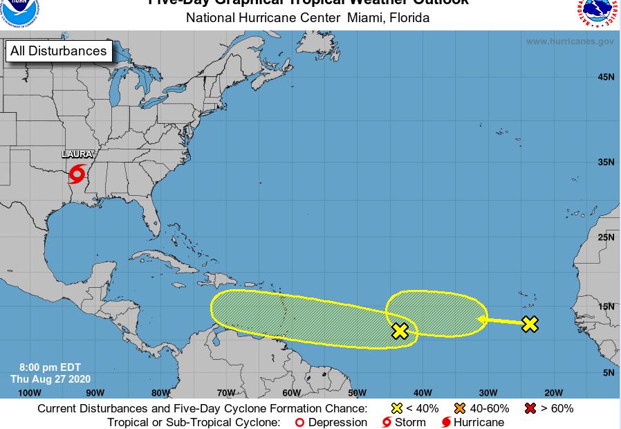 8p National Hurricane Center aug 27 2020