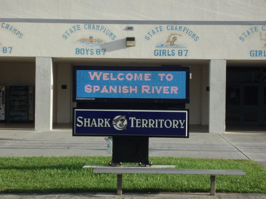 Spanish River High School