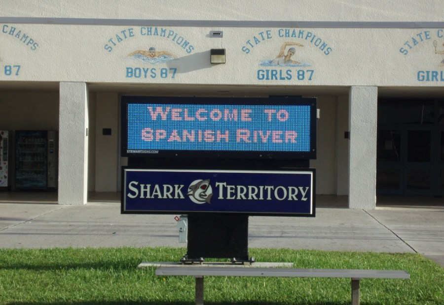Spanish River High School