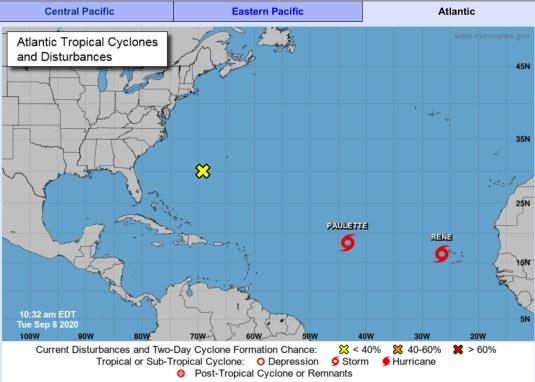 hurricane forecast florida and carolinas