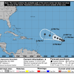 tropical depression 17 national hurricane center
