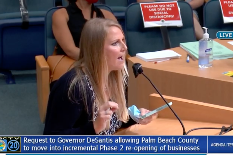 palm beach county commission