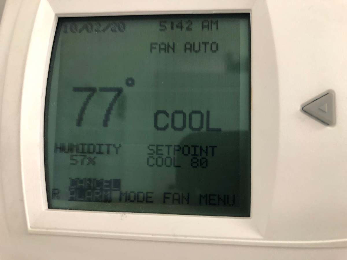 palm beach county school district thermostat
