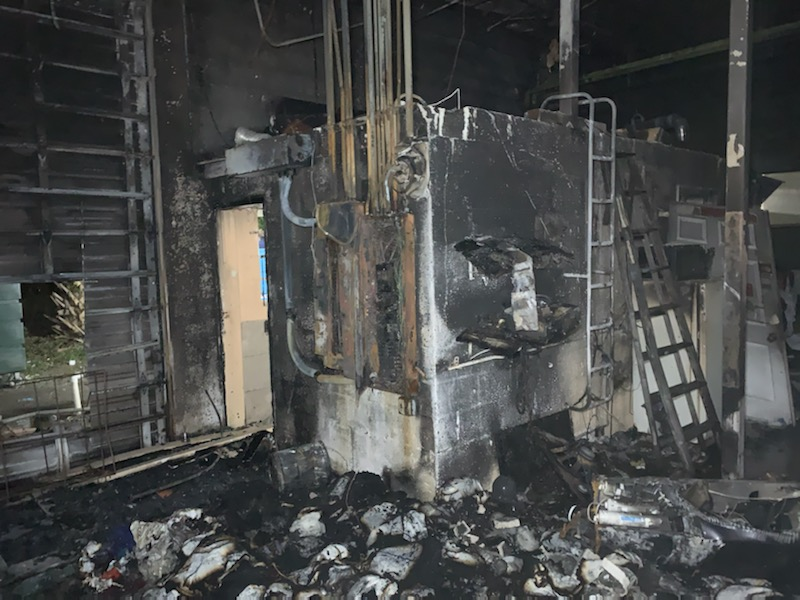 fire Boca Raton January 19 2021