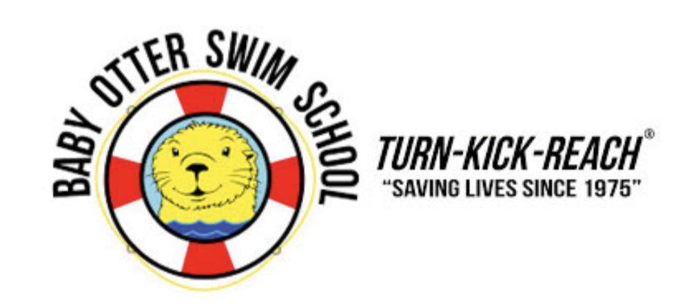 Baby Otter Swim School
