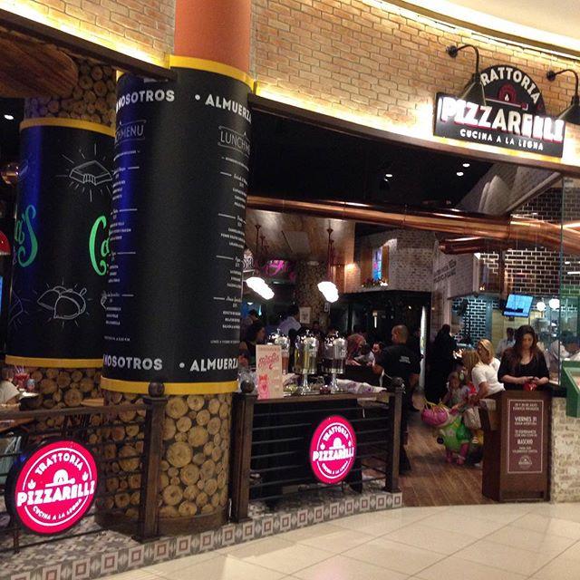 Resultado de imagen para trattoria pizzarelli