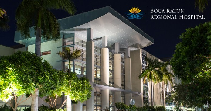 Exclusive Interview: Boca Raton Regional Hospital's President and CEO, Jerry Fedele
