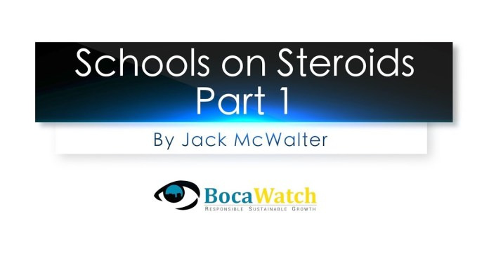 Listen Up Boca: Boca Development is Booming but a Crisis of School Overcrowding is Looming!