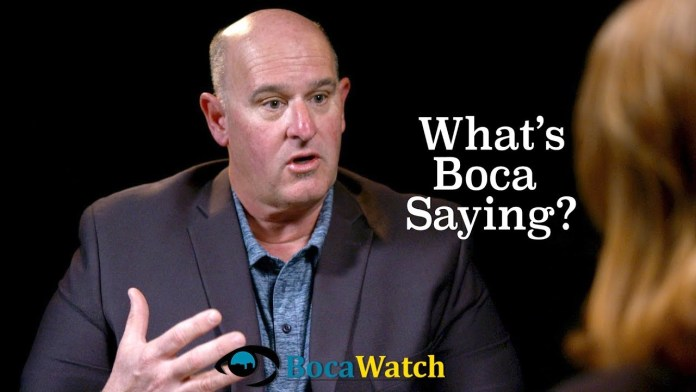 What's Boca Saying? Chris Scarpa Voices Concerns Shared by Many Boca Raton Parents