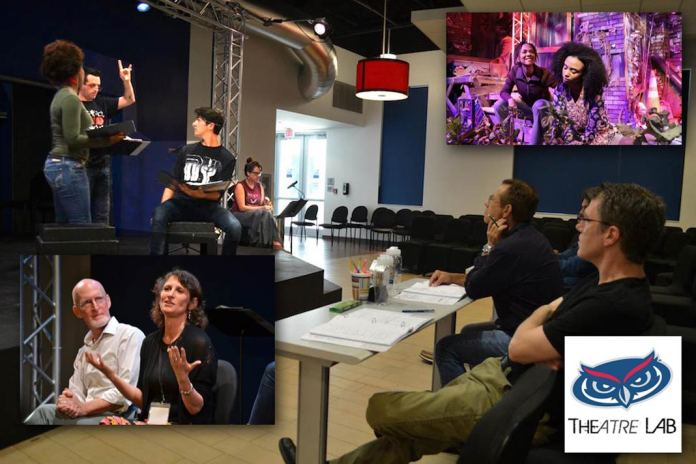 FAU Theatre Lab: From Rehearsal to Showtime