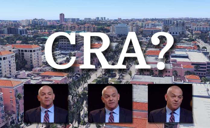 When is a CRA a CRA?