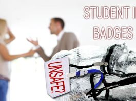 Student ID badges: Safe or Unsafe?