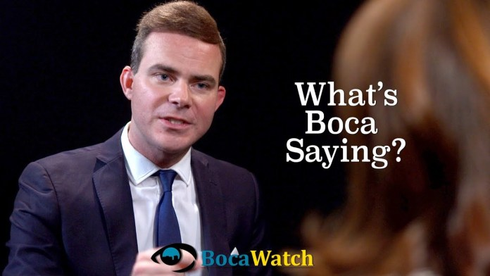 What's Boca Saying? with Ryan Rossi
