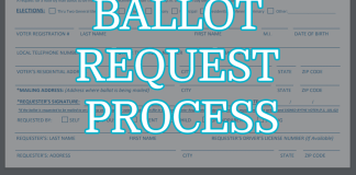 ballot request process