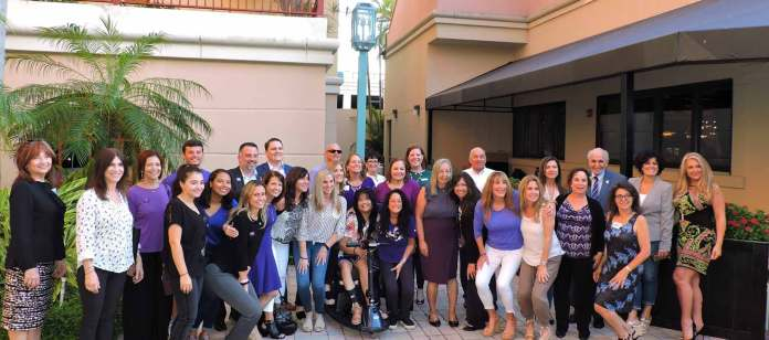 Alzheimer's Walk Committee Launch Party